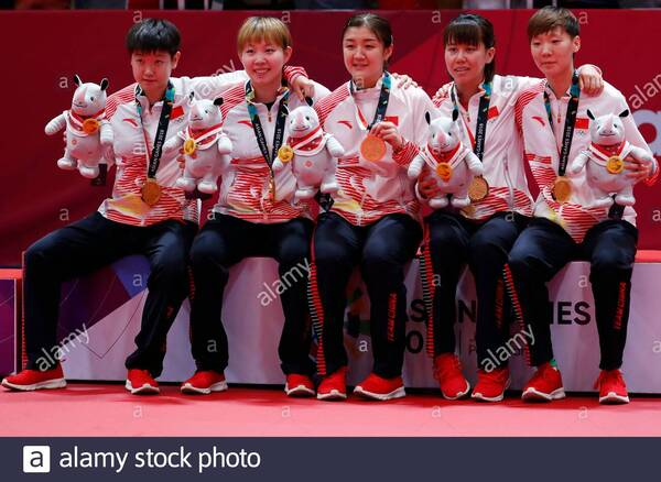 asian games 2018 medal table