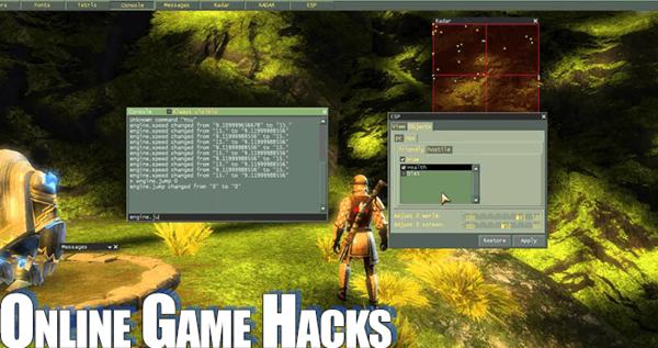 hacked online games